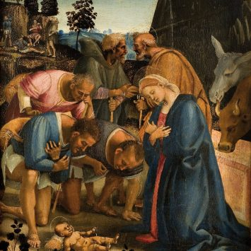 Adorazione dei Pastori - Luca Signorelli