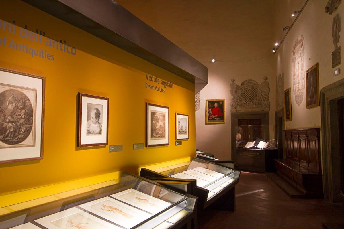 Accademia Etrusca di Cortona | Seduzione Etrusca