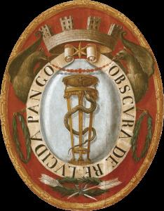 Logo Accademia Etrusca di Cortona