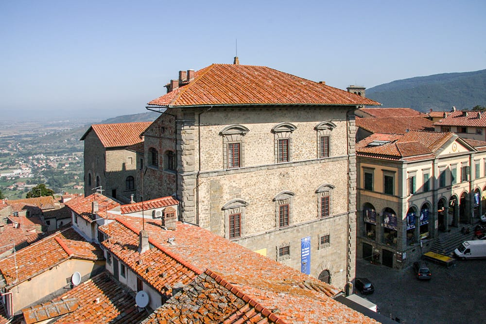 Palazzo Casali Cortona
