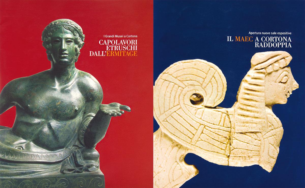 Capolavori etruschi dall'ermitage