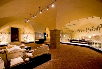 Museo dell'Accademia Etrusca di Cortona - sala